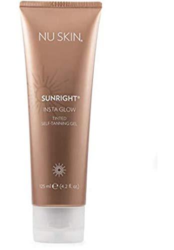 Nu Skin Sunright Insta Glow Getöntes SELBSTBRAUNUNGSGEL 125 ml #MyInstaGlow