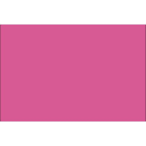 Cartulina de color, A2 420x600 mm, 180 gr, rosa, 10hoja