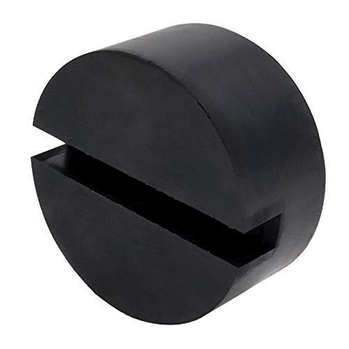 Jack Almohadilla de goma Antideslizante Adaptador de riel Bloque de soporte Accesorios para herramientas de elevación de automóviles de servicio pesado / apto para -H-o-n-d-a / Toyota / Nissan / Hyund