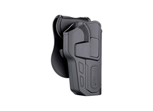 Cytac - CY-75P01SG3 R-Defender G3 Holster - CZ 75 SP-01 Shadow
