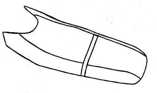 DIY Seat Skins - Replacement Seat Skin for Polaris - 1998-2001 SLH, 1999-2001 SLX, 2000-2001 PRO 1200 - Ocean Blue