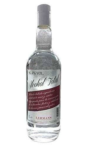 ALCOHOL VINICO DE 95 º PARA MACERAR Y HACER LOS PROPIOS LICORES 1 LITRO