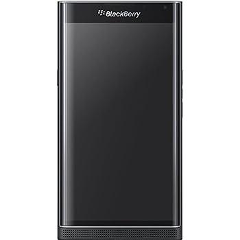BlackBerry PRIV STV100-4 32GB Factory Unlocked Smartphone - International Version with No Warranty (Black) (Renewed)