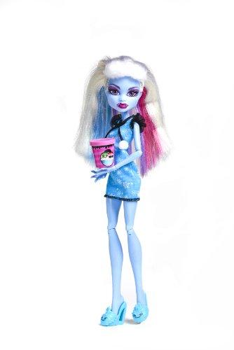 Mattel - Monster High X6917 - Poupée Todmde Abbey