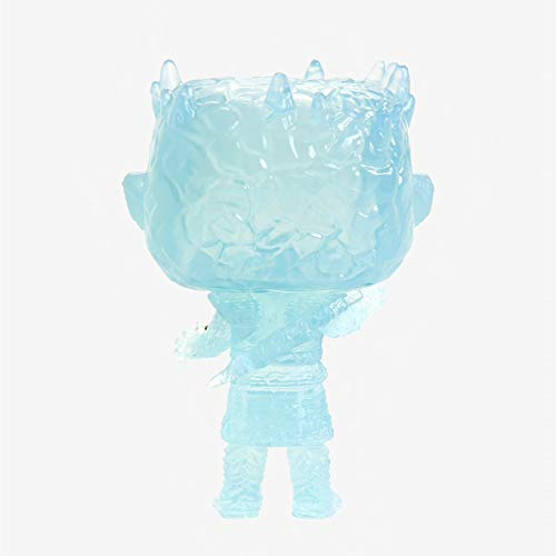 Funko Pop! TV: Game of Thrones - Crystal Night King w/Dagger in Chest Multicolore Standard