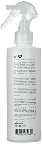 Isle of Dogs Coature No. 62 Evening Primrose Oil Dog Conditioning Mist for dry or Sensitive Skin, 8.4 oz