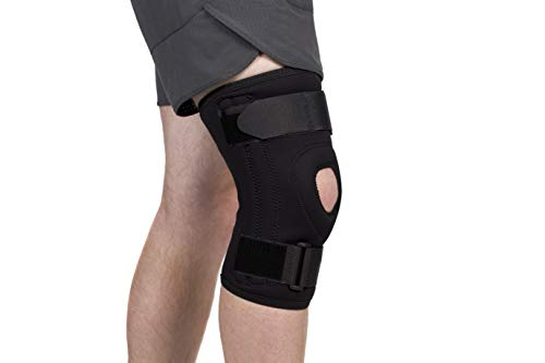 FitPro Adjustable Patella Stablizing Knee Brace, XX-Large, Amazon Exclusive Brand