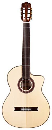 Cordoba GK-Studio Elektroakustische Gitarre aus Fichtenholz, Braun