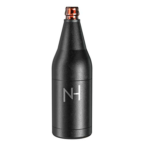 2-in-1 Beer Bottle and Can Cooler, Beer Bottle Insulator, Vacuum Insulated Double Walled Stainless Steel, Best Summer Gift