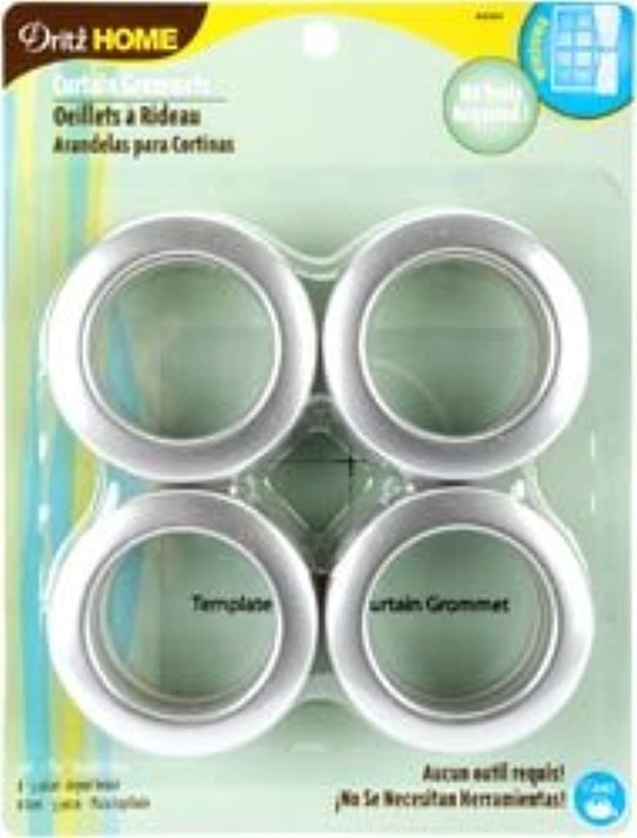 Bulk Buy: Dritz Curtain Grommets 1 9/16