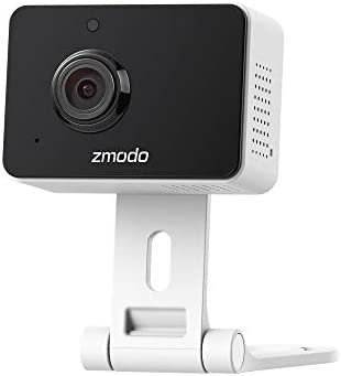 Zmodo Mini Pro 1080P Plug In Wireless Security Camera Indoor Smart IP Home Camera with AI Motion product image