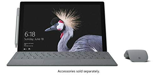 Compare Microsoft Surface Pro FNW-00001 2-in-1 (FNW-00001-K) vs other laptops