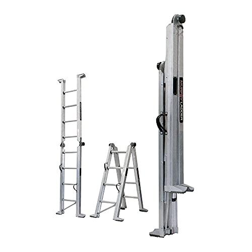 Murphy Ladders - ML9 Heavy Duty Aluminum Ladder - 9ft...