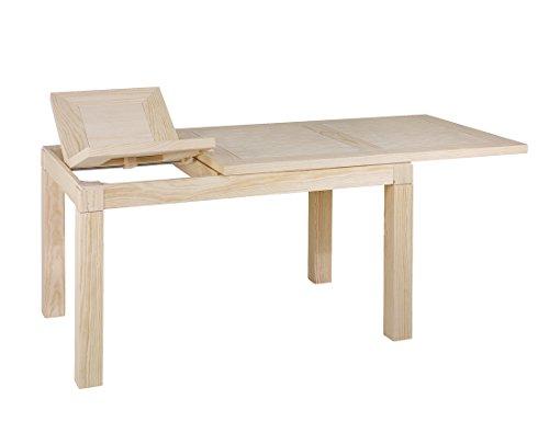 ojemar International Tokio Table extensible avec couvercle 140 cm