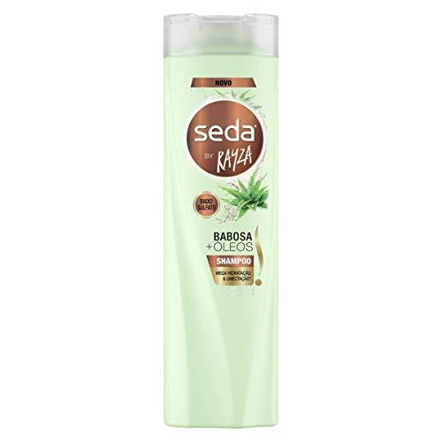 Shampoo Seda Babosa Oleos 325ml