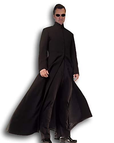 Rubber Johnnies TM Herren Cybe Mann Kostüm The Matrix Film Style Kostüm