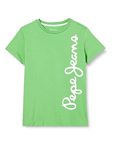 Pepe Jeans Waldo Short T-Shirt, 632FOLIAGE, 4 Mens