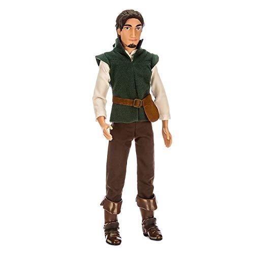 DS Disney Store Bambola Flynn Ryder Eugene Fitzherbert 30cm Principe Rapunzel L'intreccio della Torre