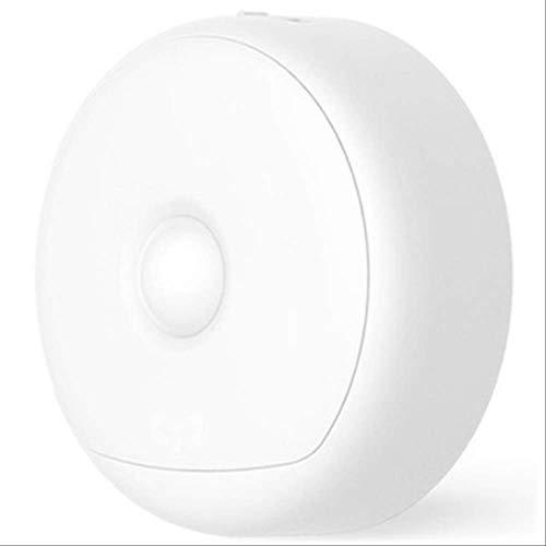 PMWLKJLed Light USB-betriebenes kleines Nachtlicht, Lichtempfindlich und Infrarot-Nachtlicht avec menschlichem Sensor pour Smart Home