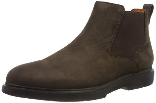 Stonefly Herren Truman Nubuk Chukka Boots, Braun (Fern Brown 410), 44 EU