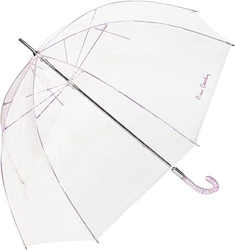 Paraguas Transparentes Mujer Marca Pierre Cardin