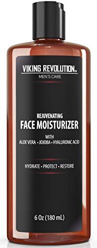 31HuNYGc2SL - Mens Face Cream - Natural Face Moisturizer Cream for Men Skincare for Anti Wrinkle & Anti Aging Facial Cream for Men, Mens Face Care