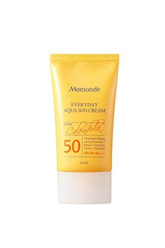 Mamonde Tous les jours Aqua Sun Cream 50 ml SPF50 + PA ++++