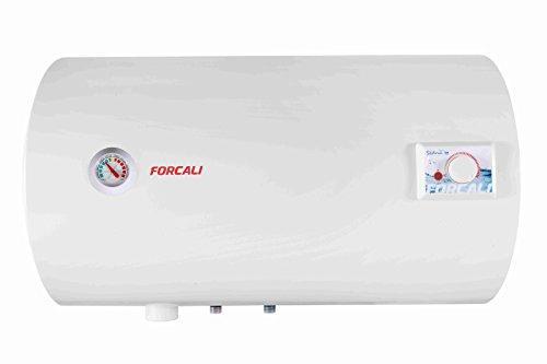 Termo de agua eléctrico Horizontal 80 Litros FORCALI Serie SEDNA