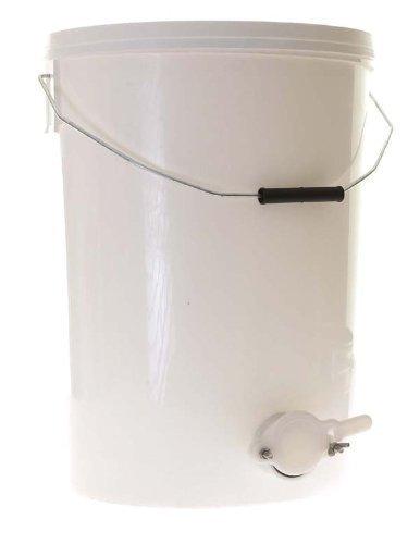 Cubo mini pulverizador 25 kg con grifo para miel