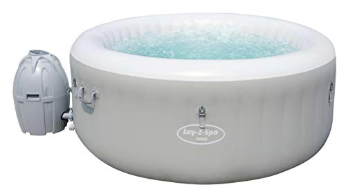 BESTWAY 54186 - Spa Hinchable Lay-Z-Spa Tahiti Para 2-4 personas Redondo