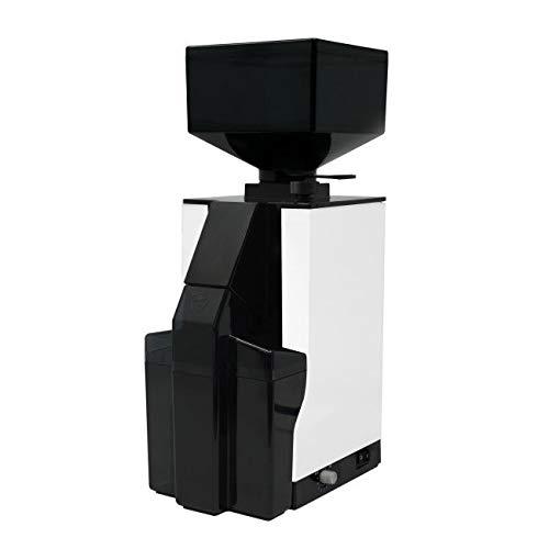 Eureka Mignon Crono Coffee Grinder (White Smoke)