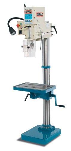 "Baileigh DP-1000G Gear Driven Drill Press, 110V, 1.5hp Motor, 1"" Capacity"