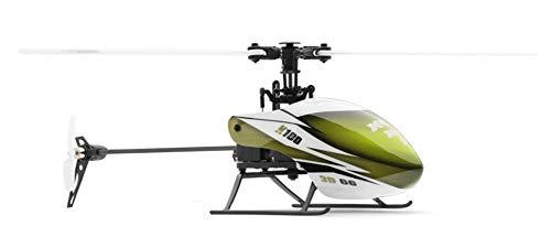 E-Qianw RC Hubschrauber, 6 CH 2.4 Ghz 3D-Flugzeug Mit Höhenhold, Greizstabilisator Und Hoher Und Niedriger Geschwindigkeit Für Erwachsene Und Anfänger