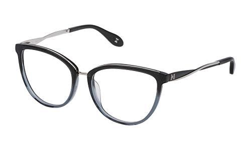 Carolina Herrera VHN587M530AGS Gafas, Grey Grad.Glittery, 53/17/140 para Mujer