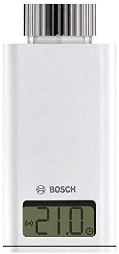 Bosch - Válvula electrónica ETRV WiFi para radiadores con termostato inteligente EasyControl – Control de temperatura WiFi a través de la aplicación en cada habitación