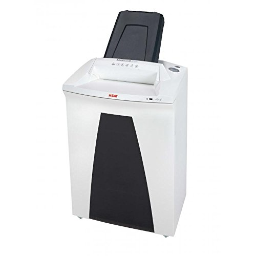 Great Features Of HSM AF500c Stack Shredder 500 Sheet Cross Cut (AF500c)