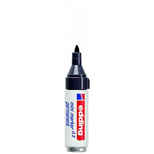 e-mini marker 0.5 schwarz Karstadt