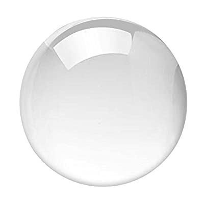 Amlong Crystal Clear Crystal Ball 150mm (6 inch diameter), Stand Not Included