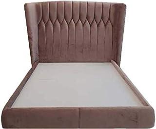 JOHN Super King Size Bed with Mattress (No Storage)