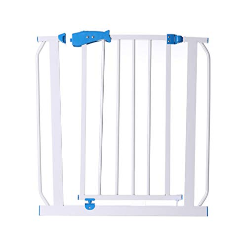 Best Buy! LXYFMS Child Safety Door Pet Fence Protection Isolation Door Heightening Encryption Free P...