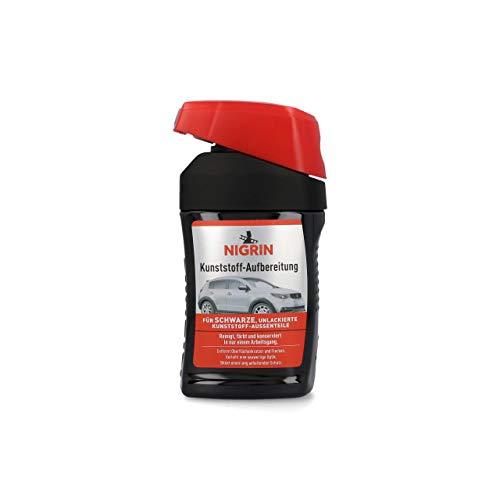 NIGRIN 72939 Kunststoff-Aufbereitung Color schwarz 300 ml