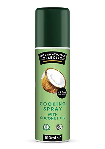 International Collection Cooking Spray Coconut 190ml