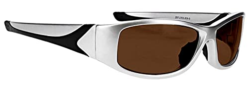 Laser Safety Glasses with IPL Brown Contrast Enhancement - Model 808 S