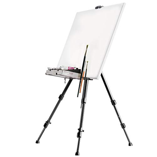 Walimex pro AIR 200 Soporte de luz 200cm - Trípode con suspensión neumática altura máxima 200 cm, carga 4,5 kg, aluminio, para estudio fotográfico o exterior, con bolsa