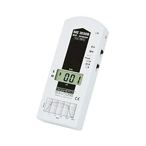 Gigahertz Solutions ME 3030B - Analizzatore bassa frequenza, da 16 Hz fino a 2 kHz, 2 dB