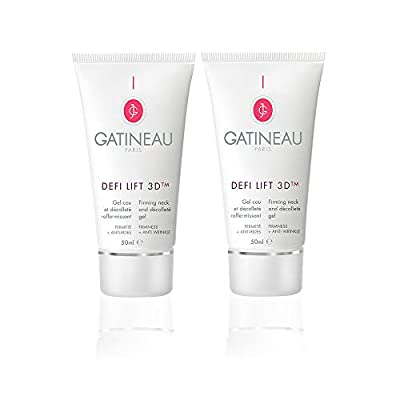 Gatineau Defi Lift 3D Firming neck and Décolleté Gel Duo Pack