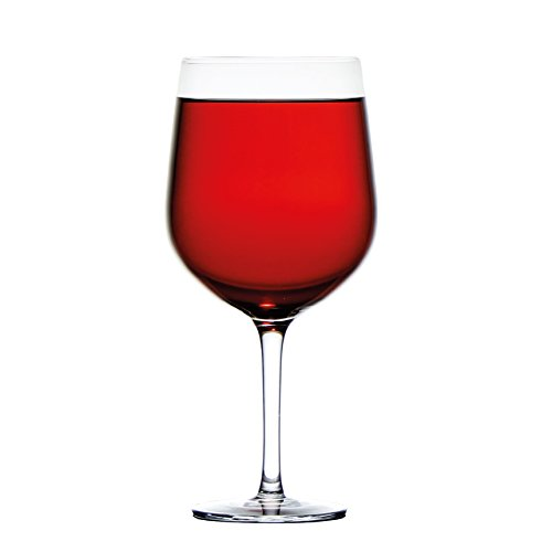 Giant Wine Glass - This glass can hold a WHOLE bottle of wine.