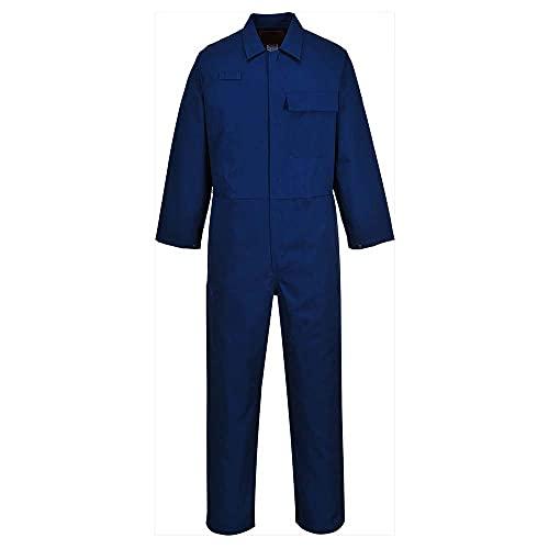 Portwest C030 - CE SafeWelder boilersuit, color Armada, talla Large