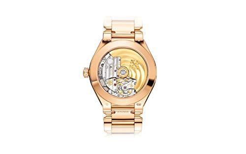 Patek Philippe Twenty4 Rose Gold 7300-1201R-010 with Brown Sunburst dial