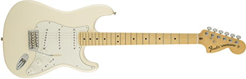 Fender American Special Stratocaster Olympic, White